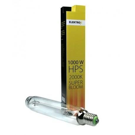Elektrox SUPER BLOOM HPS Lampe 1000W