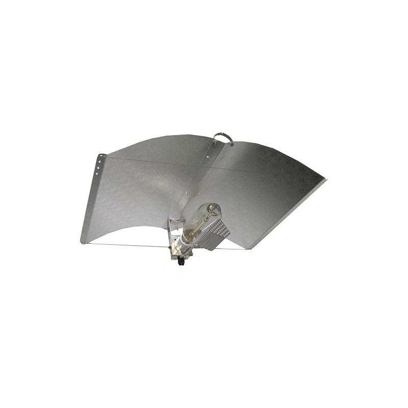 Fassung /& Spreader Grow Reflektor NDL MH Adjust-A-Wing white Defender medium m