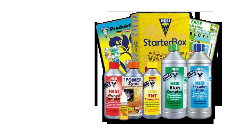 hesi-starter-kit