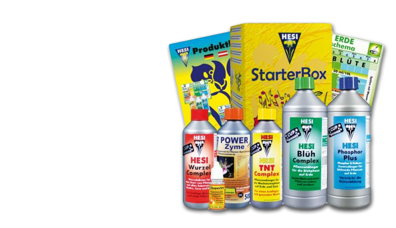 Hesi Starter Kits